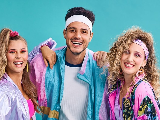 Get Ready to Slip on Your Spandex With These '80s Workout Costume Ideas