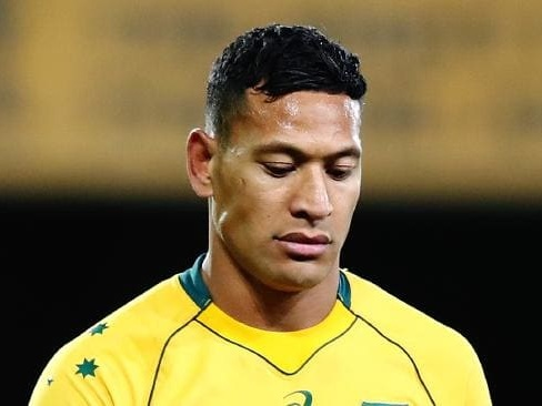 Wallabies star Israel Folau stands by comments on homosexuality, says he offered to walk away from rugby union