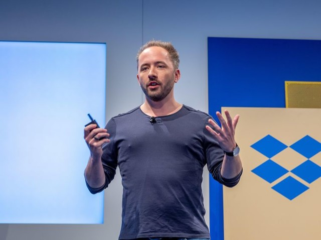 New Dropbox app designed to be the center of your work life online - CNET