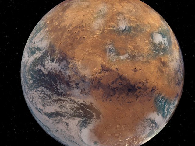 Scientists say Mars may simply be too small to host life - CNET