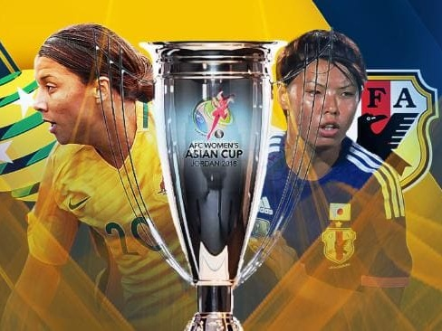 Ultimate Guide: The Matildas take on Japan in the 2018 Asian Cup final