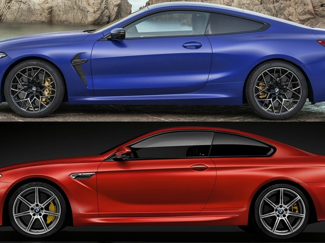 BMW M8 Competition Vs. M6 Competition Pack; Is This What Progress Feels Like?