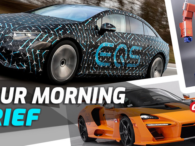 2021 Genesis G80 And Mercedes EQS Driven, BMW M2 CS Vs GR Yaris, Citroën C5 X Brings Back French Luxury: Your Morning Brief