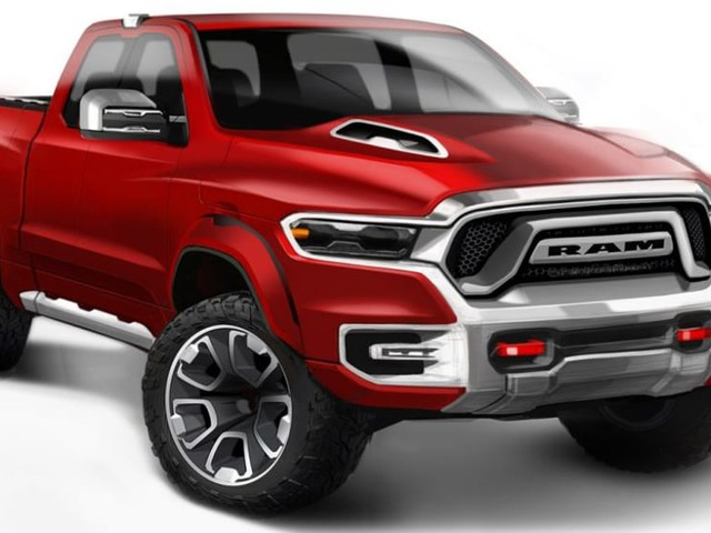 RAM's Toyota HiLux rival scrapped! Diesel V6 Dakota ute project cancelled - reports