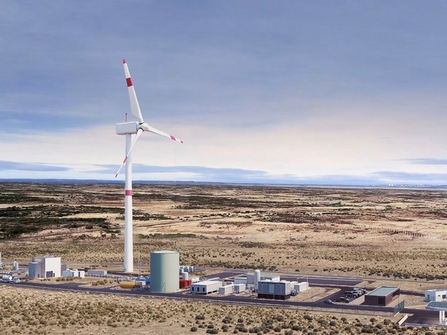 Construction Of Porsche & Siemens' efuel Factory Gets Underway In Chile
