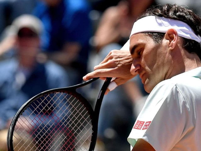 Roger Federer relishes French Open return after three year absence