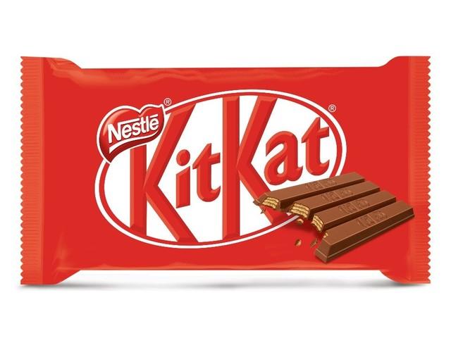 There's Only One Way to Eat a KitKat, and It's Not Like This