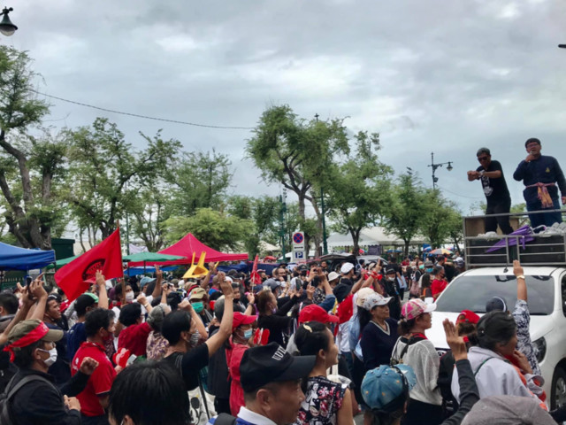 Thailand: Democracy movement calls for a general strike