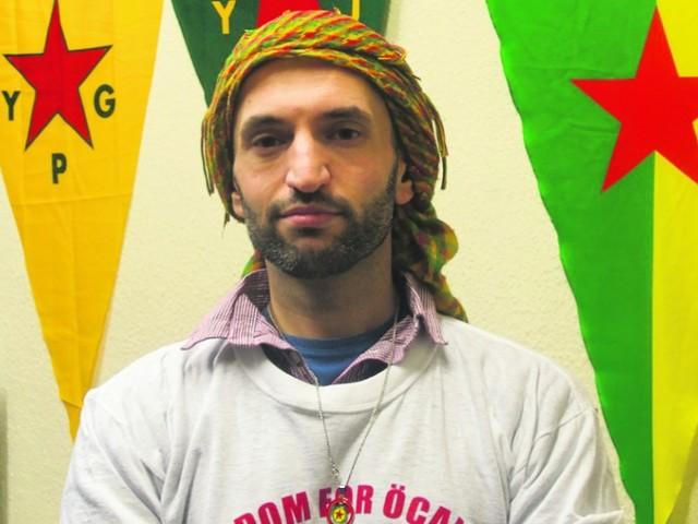 Kurdish activist: 'I'm on hunger strike for freedom'