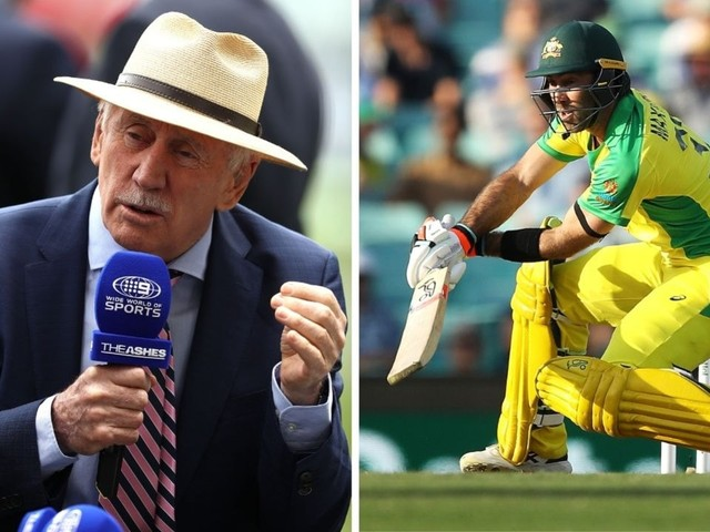 'I'll take the law into my own hands': Ian Chappell tells India to revolt against 'unfair' Aussie tactic
