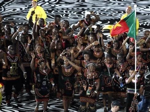 At least 100 international athletes still in Australia