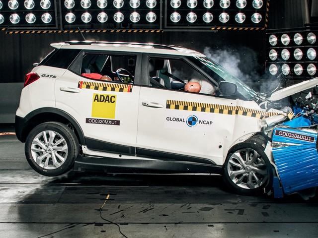 Mahindra XUV300 Scores 5-Stars In Global NCAP Tests [Video]