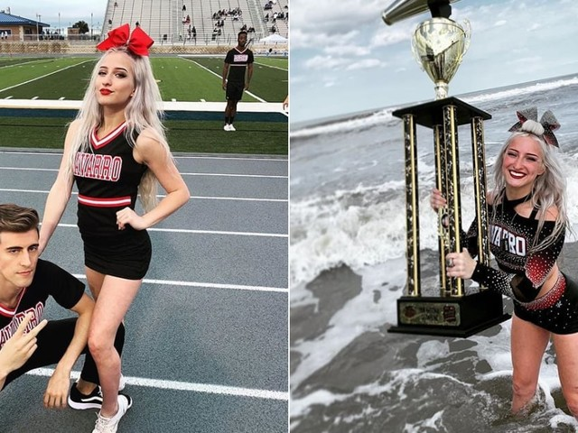 """Lexi's Surprise Return to Netflix's Navarro Cheer Team Involved a """"Second Chance"""" From Coach Monica"""