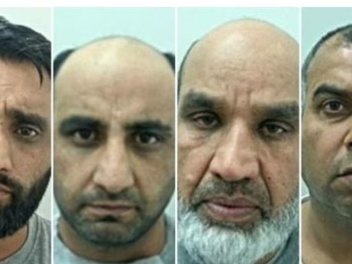 Four jailed for life over family feud machete murder in Blackburn