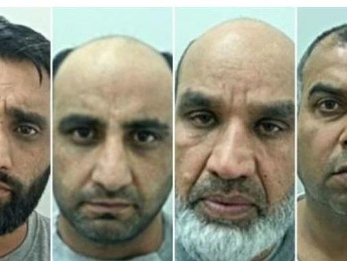 Four jailed for life over family feud machete murder in Blackburn
