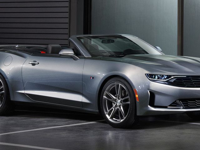 Chevy Camaro Could Get New 2.7-Liter Turbo Four And Two Hybrid Options