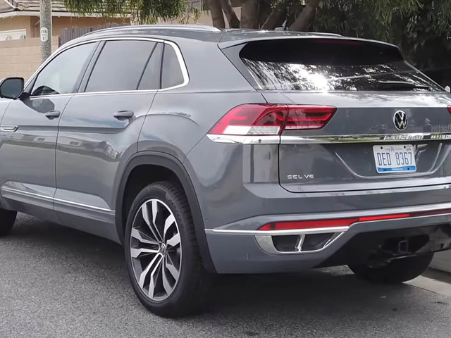 Is The 2020 VW Atlas Cross Sport Your Affordable Alternative To The BMW X6?