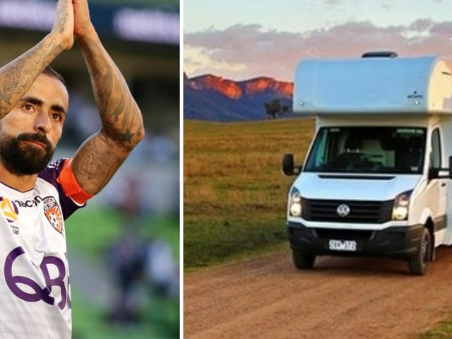 Gone camping: A-League superstar Diego Castro MIA for restart refusing to return to Perth Glory