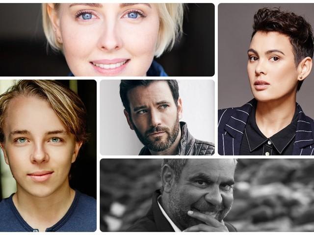 Cast announced for Irreverent drama