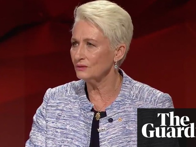 Q&A: Kerryn Phelps says 'the people have spoken' on Australia's detention policies – video