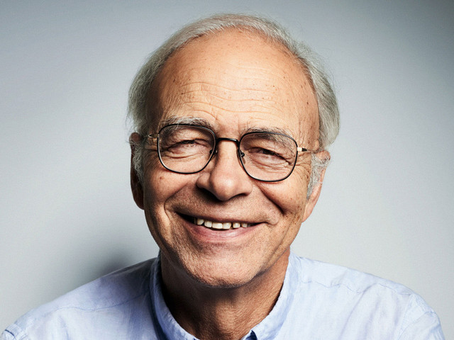 A chat to Peter Singer about veganism, Paul Simon and Melbourne's coffee boom