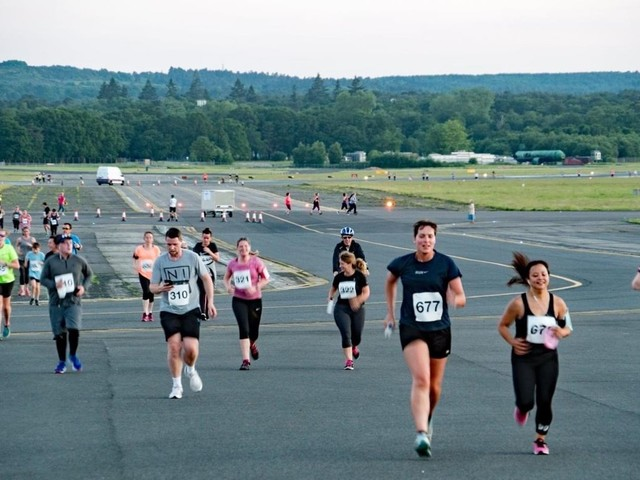 Run, walk, cycle, hop or skip at this year's charity Twilight Run