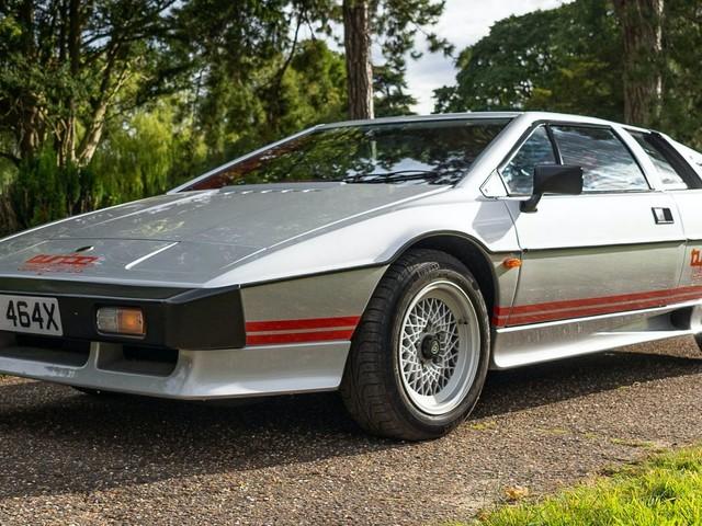 Colin Chapman's Unique 1981 Lotus Turbo Esprit Launches Certificate Of Provenance Program