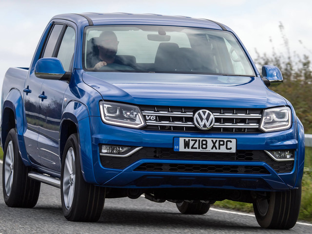 VW's New 254 HP Amarok Diesel Starts From £34,325 In The UK