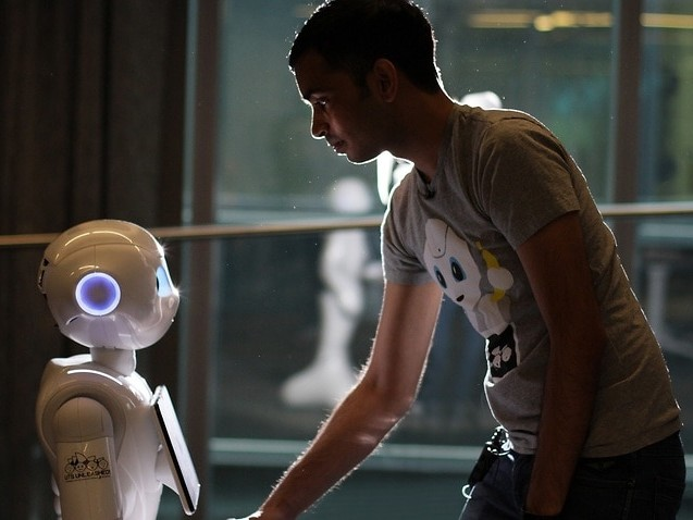 Could robots help tackle the aging population problem?