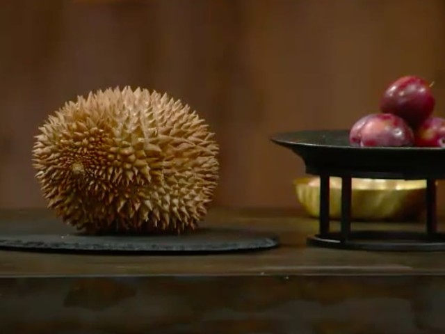 The Durian Was the Unlikely Star of MasterChef: Back to Win Last Night