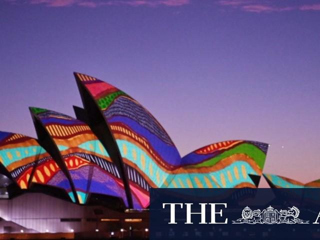Sydney celebrates Australia Day 2021