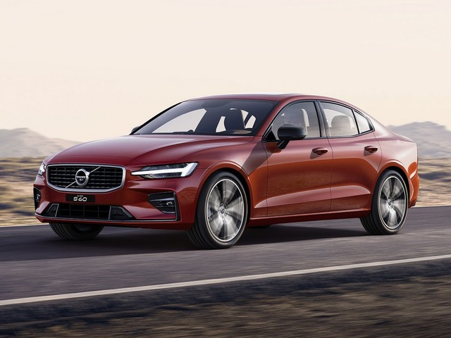 2021 Volvo S60 Launched, Priced At Rs. 45.90 Lakhs