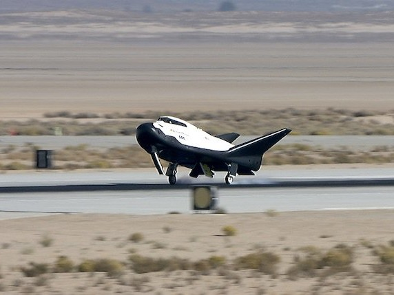 Don't let your dreams be dreams! Itty-bitty space shuttle to ride into orbit on a Vulcan Centaur
