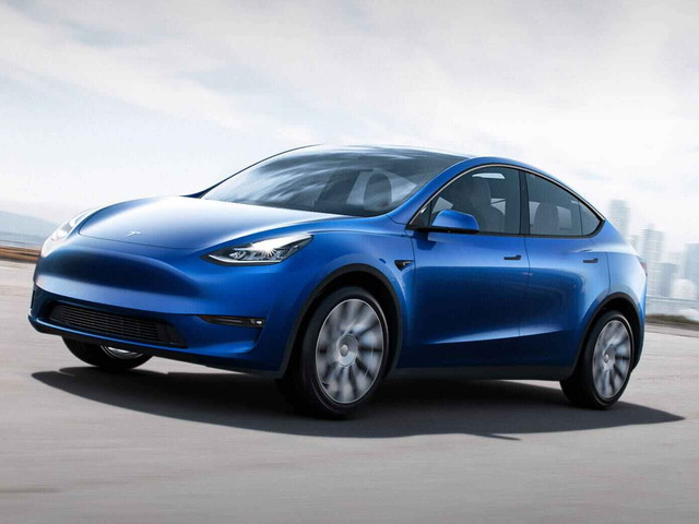 Tesla Model Y Popularity A Major Factor In Brand's Q4 Deliveries