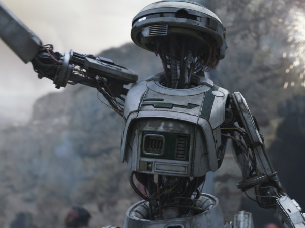 Phoebe Waller-Bridge Didn't Know What A Droid Was When She Auditioned To Play One In Solo