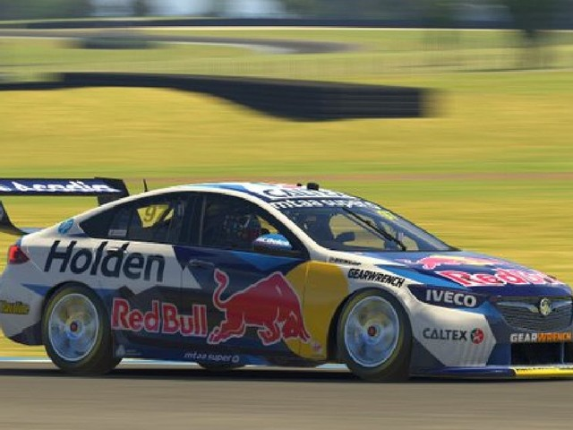 Drivers 'chatting mid-race': How Supercars online series can be a game-changer