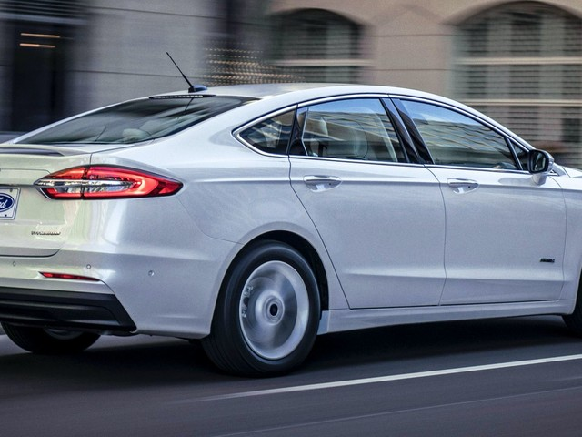 Ford Stopped Making The Fusion, Its Last Sedan In The U.S., On July 31