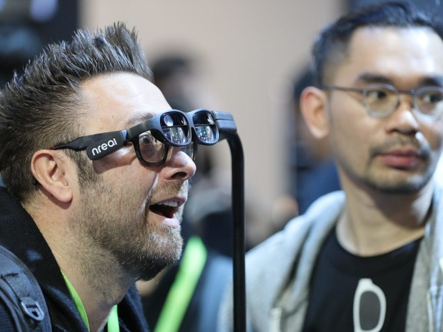 The weird, wacky and wonderful tech of CES 2019