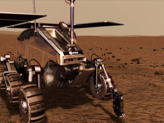 Brit-built trundlebot eyeing up a July 2020 launch as cams fitted to ExoMars mission rover