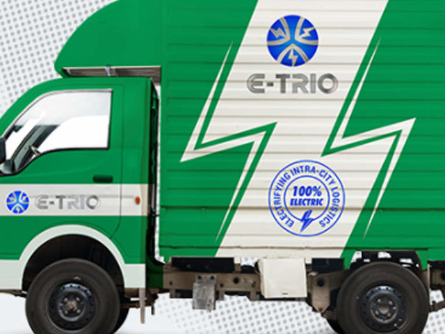Etrio launches leasing scheme for cargo e-three-wheeler Touro Mini, rental starting from Rs 6,300