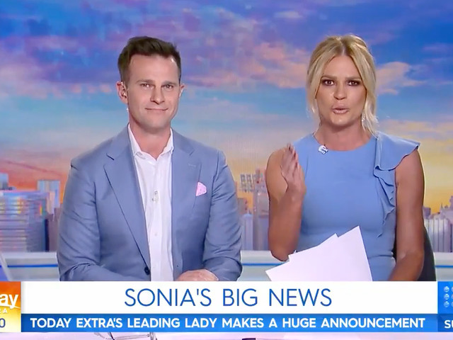 Sonia Kruger confirms departure from Nine