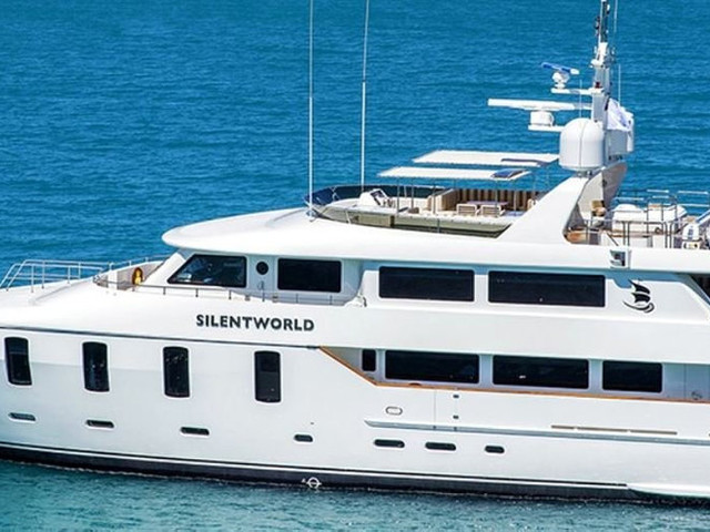 SUPER CHARGED: Cashed up superyachts to propel economy