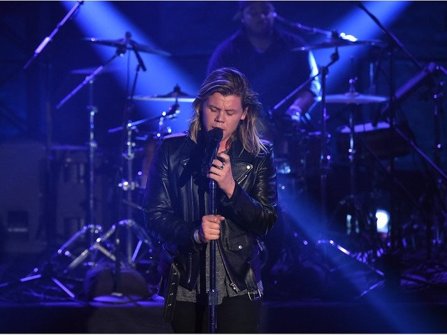 Just Quietly, Conrad Sewell Is Killing it Right Now (and Has Always Been)