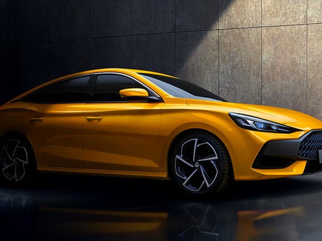 New MG5 2021 detailed: Toyota Corolla sedan rival unveiled ahead of Bejing motor show