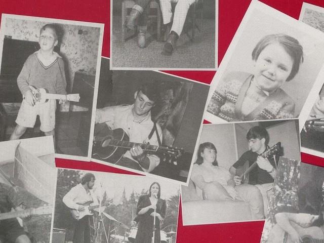 "Liz and John Munro ""Family Favourites"" LP 1985"