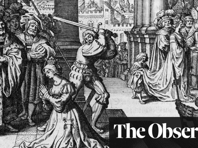 Chilling find shows how Henry VIII planned every detail of Boleyn beheading