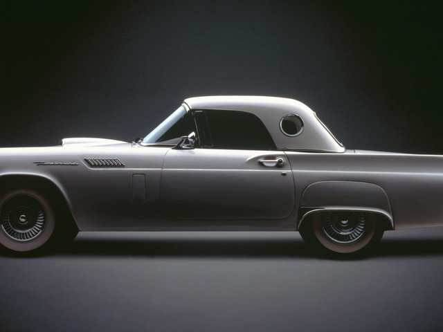 Ford Trademarks Its Classic Thunderbird Name – Is It For A Future EV?