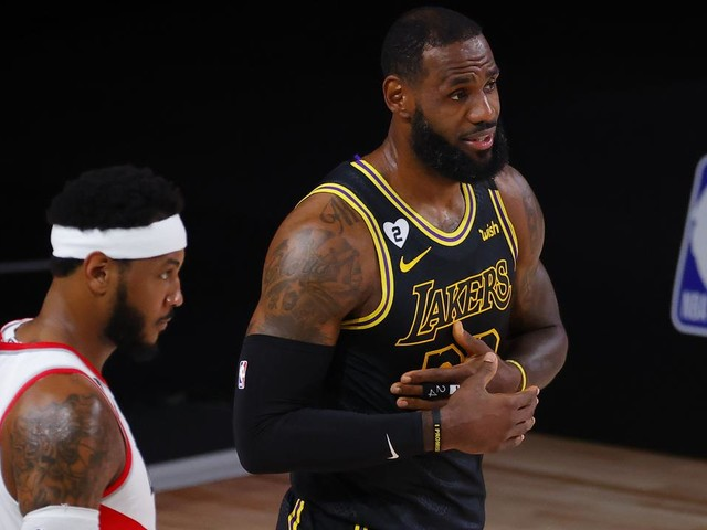 'I need you': The call that proves who's really running the Lakers