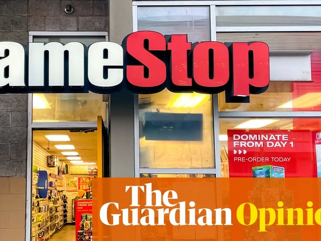 Anarchy, in-jokes and trolling: the GameStop fiasco is 4chan-think in action | Dan Dixon