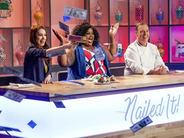 Nailed It! is back for yet another season - CNET